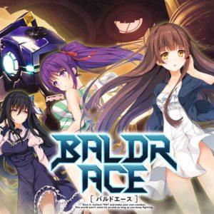 BALDR ACE、10月25日(木)にリリースが決定! 事前登録ガチャもまだまだ開催中
