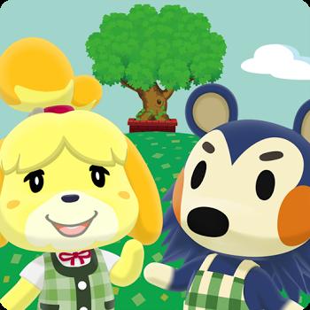 大人から子供まで癒される名作ゲーム「どうぶつの森 ポケットキャンプ」