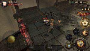 F.O.X戦闘画面
