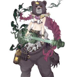 シノアリス、ドロシー(CV:高橋 李依)の新ジョブが登場する「怠惰な熊面ガチャ」を開始