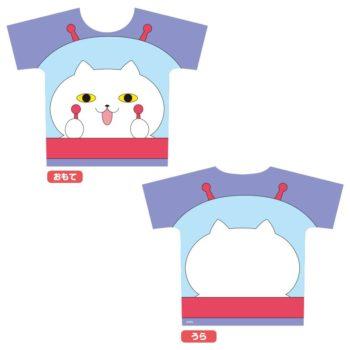 Tシャツ スズダルキャットver. 価格: 5,000円 (税抜)