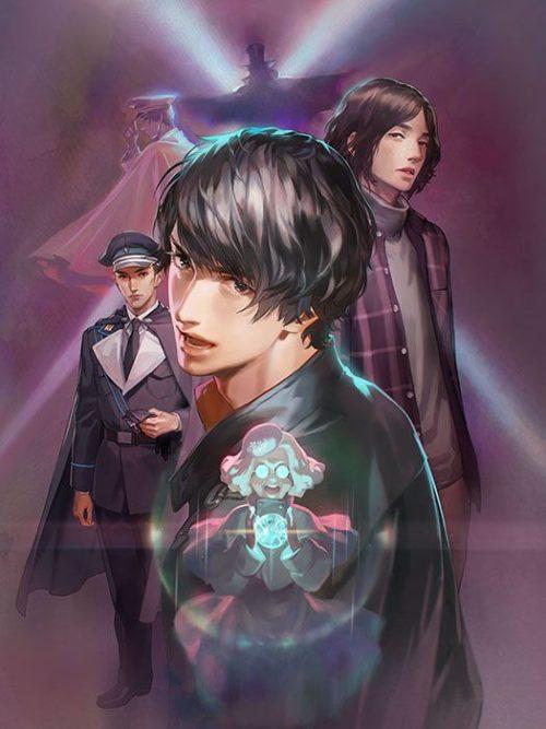 『囚われのパルマ Refrain』サイドストーリー2「謎の怪盗」メインビジュアル