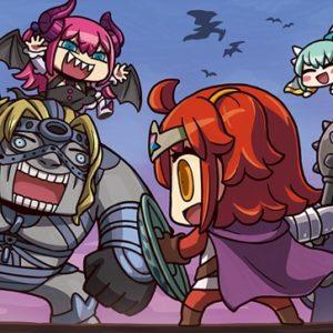 【エイプリルフール】FGOからフィールド探索型RPG『Fate/Grand Order Quest』を配信開始