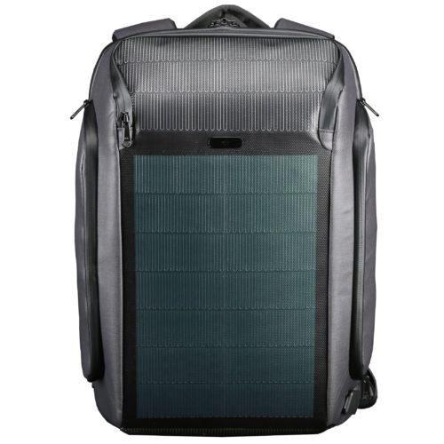 ソーラー発電&防水の最強ガジェット「ビームバックパック」が一般販売を開始!