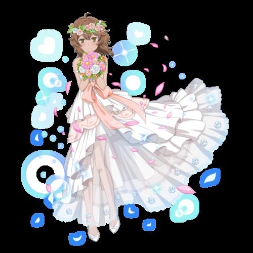 [白慕の婚衣]リリルカ・アーデ