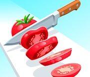 無限野菜スライスアプリ「Perfect Slices」
