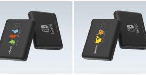 数量限定!Ankerからポケモンのモバイルバッテリー 2モデルを発売!