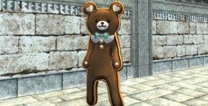 ▲クッキーくま・チョコ