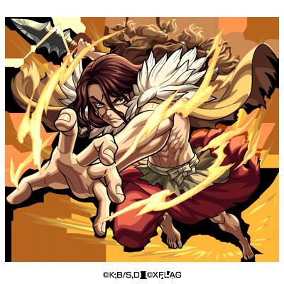 光属性 ★6 霊長類最強 獅子王司